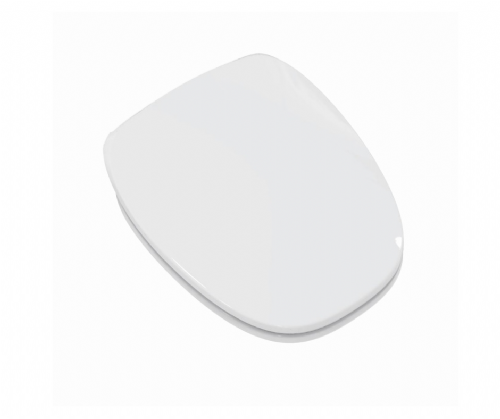 Jika Olymp (Model 91640)  Anti Bacterial Toilet Seat In White
